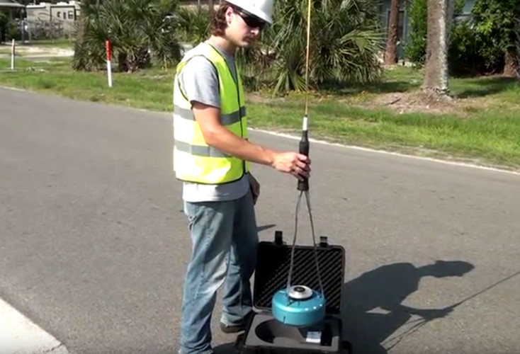 SpectraVU manhole inspection